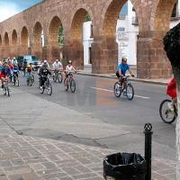 Ayuntamiento de Morelia pretende lanzar programa de renta de bicicletas