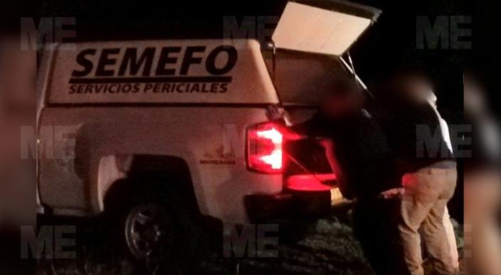 Hombre es ultimado a balazos en el centro de Taretan, Michoacán