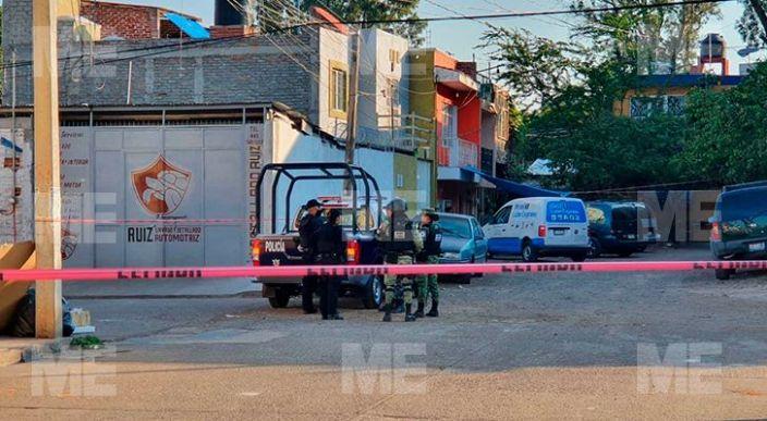 Identifican al hombre encobijado y fallecido en la colonia Ejidal Sur de Zamora