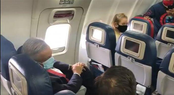 """Bienvenido """"Welcome"""": AMLO visita a Donald Trump"""