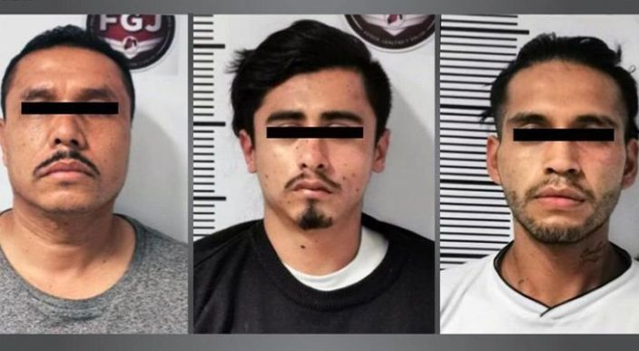 Rescatan a víctima de secuestro en San Mateo Atenco, EDOMEX (Video)