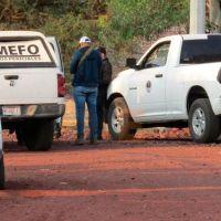 Encuentran un cuerpo en las calles de Tangancícuaro, Michoacán