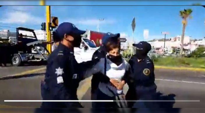 """""""No se vale aprovecharse del dolor de familias por interés político"""": familiares de los extraviados (Video)"""