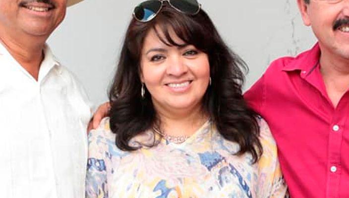 Senadora Nestora Salgado es dada de alta tras contraer covid-19