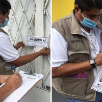 Verifica SSM 247 establecimientos en La Huacana, 4 fueron suspendidos