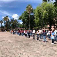 Multas de casi 8 mil pesos por incumplir con medidas contra Covid-19 en Morelia