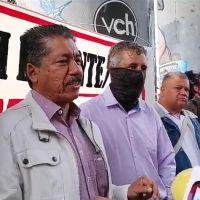 En demanda de diálogo con autoridades educativas Poder de Base toma vías del tren