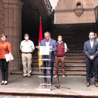 Por irregularidades, ayuntamiento de Morelia denuncia empresa encargada de relleno sanitario