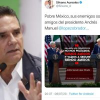 Tunden a Silvano Aureoles en twitter con el hashtag #PobreMichoacán