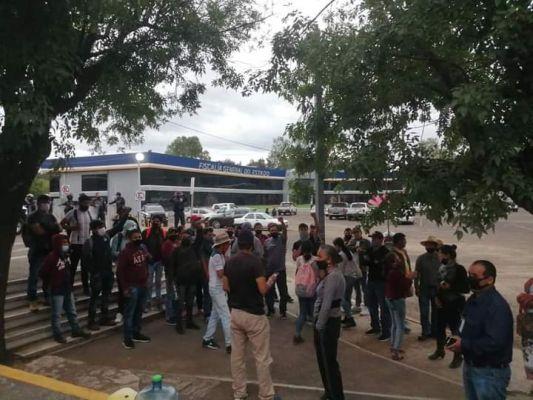 Poder de Base asegura que fueron liberados aspirantes y normalistas detenidos