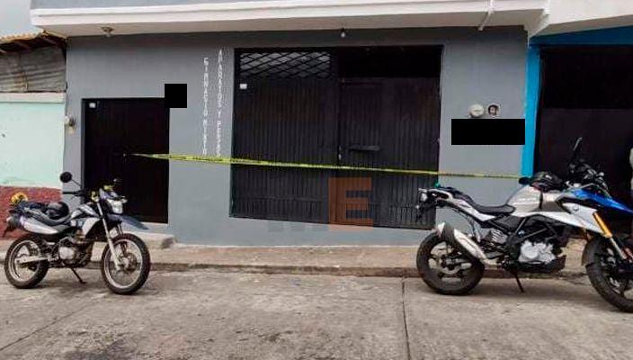Dueño de gimnasio es localizado muerto en su negocio en Uruapan , Michoacán