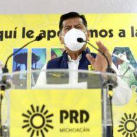 """Que asuma su responsabilidad ante la pandemia"""", PRD Michoacán a Raúl Morón"""