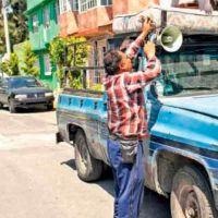 Harán operativo para retirar camionetas que compran fierro viejo en Morelia, Michoacán
