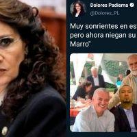 """Diputada de Morena comparte fotografía falsa de calderón con """"El Marro"""" y recibe críticas"""