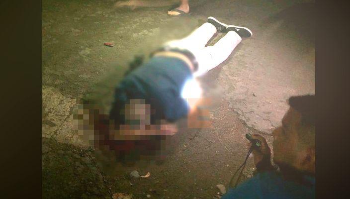 Hombre es muerto a tiros en el fraccionamiento Los Girasoles de Apatzingán, Michoacán