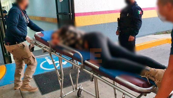 Mujer es herida a balazos en la vía pública de la colonia Ramírez de Zamora, Michoacán