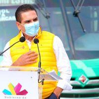"Morelia foco rojo de contagio por autoridades ""tibias"": Silvano Aureoles"
