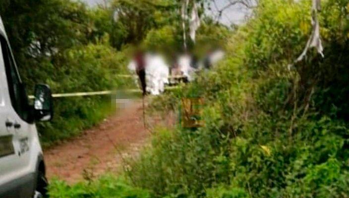 Era una mujer el cuerpo localizado en Tacícuaro, Michoacán tenía huellas de violencia