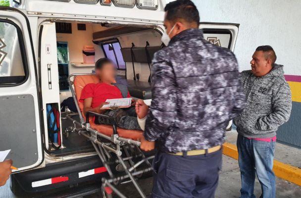 Joven originario de Jacona sobrevive a ataque a balazos en la colonia Benito Juárez