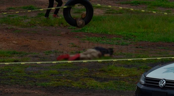 Encuentran a hombre sin vida en Santiago Undameo, Morelia