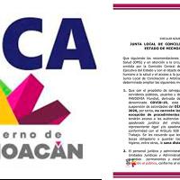 Junta Local de Conciliación y Arbitraje atropella derechos bajo pretexto de pandemia
