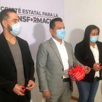 Inaugura Torres Piña Comité Social Estatal de la Transformación