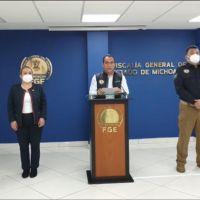 Jessica llevaba ya 3 días de haber perdido la vida, revela Fiscalía de Michoacán