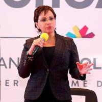 Sindicatos aseguraron la salida de la secretaria de Salud en Michoacán