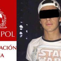 Logra FGE ficha roja de Interpol para la captura de presunto homicida de Jessica