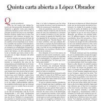 AMLO no pasará a la historia como un gran reformador, sino se añadirá a la lista de traidores a la patria: Sicilia