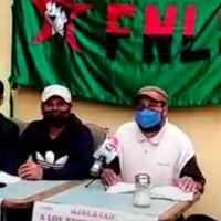 FNLS insiste en inocencia del maestro Leobardo Reyes