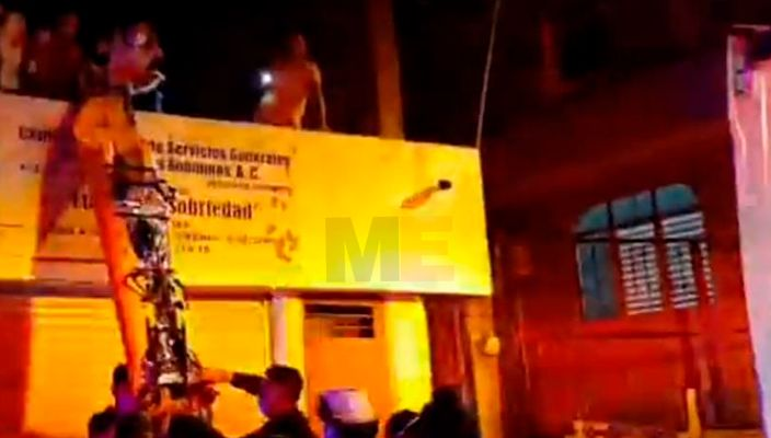 Dos hombres se lastiman al tratar de huir de anexo para adictos en Lázaro Cárdenas, Michoacán
