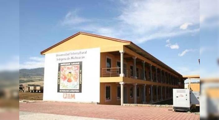 Trabajadores de la la Universidad Indígena de Michoacán urgen intervención de gobierno federal, hay crisis en la institución, denuncian
