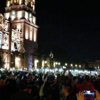 """""""No estamos todas nos falta Jessica"""" claman familiares y ciudadanos de Morelia"""