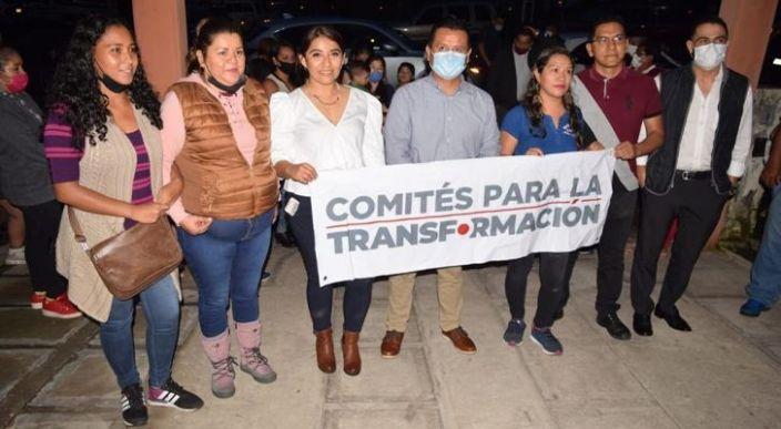 Contra la derecha; la transformación: Torres Piña (Video)