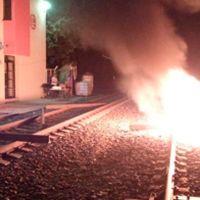 Se deslinda sección XVIII del CNTE de tomas de vías férreas en Michoacán