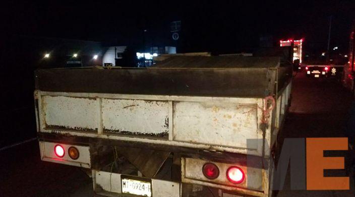 "Aseguran camioneta con 2 mil 100 litros de ""huachicol"""