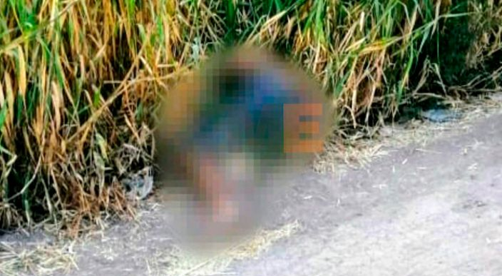 Localizan el cuerpo de un hombre maniatado en Tarímbaro, Michoacán