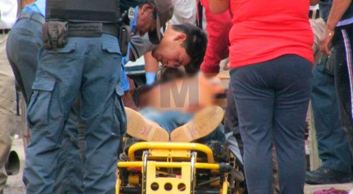 Ciclista es baleado en la colonia Revolución de Zamora, Michoacán