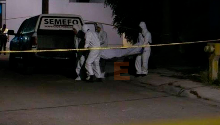 Encuentran un cuerpo baleado en San Juanito Itzícuaro de Morelia, Michoacán