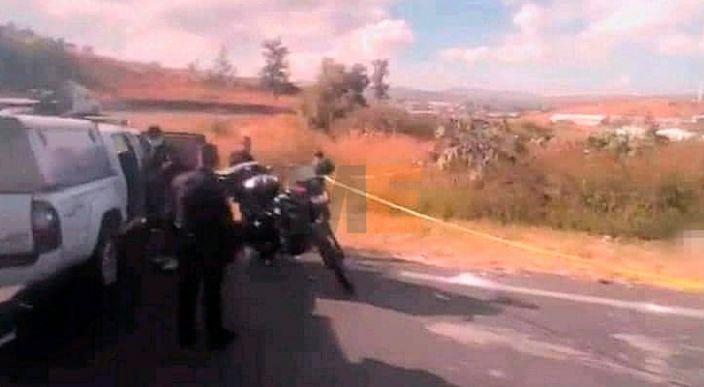 Encuentran un ejecutado en las inmediaciones de Atapaneo, Michoacán