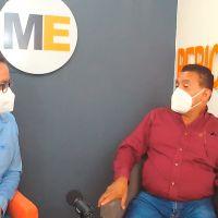 Ofrece diputado Bernabé apoyar a presidentes municipales para exigir adeudos al Gobierno de Michoacán