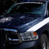 Detienen SSP y Policía Municipal a uno en posesión de metanfetamina, en Zamora