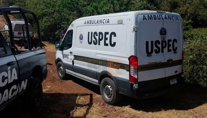 Cadáver con signos de violencia es hallado en la 3 de Agosto de Morelia, Michoacán