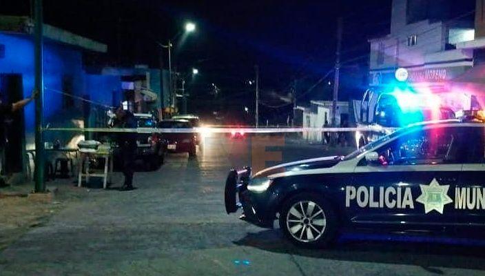 Asesinan a taquero en la colonia Colinas del Sur, Morelia