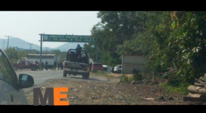 Pobladores realizan bloqueos carreteros en Gabriel Zamora y Múgica