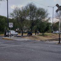 Magisteriales liberan vías del tren en Michoacán  para instalar mesa de diálogo