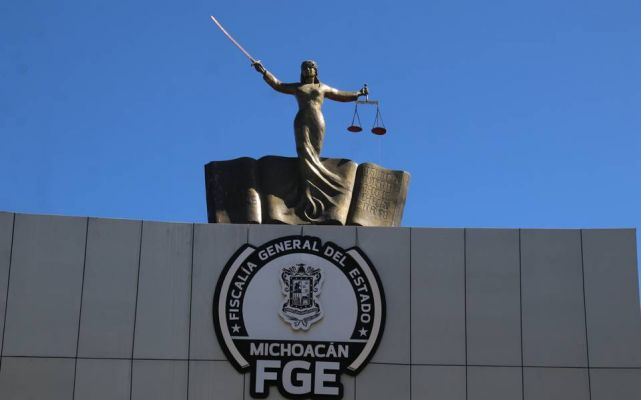 Detiene Fiscalía General a dos presuntos responsables de homicidio calificado