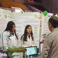 Ganan medalla de oro y plata estudiantes del CECyTEM en concurso de Ciencia