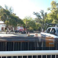 Comerciantes de San Diego aceptan instalarse en sedes alternas